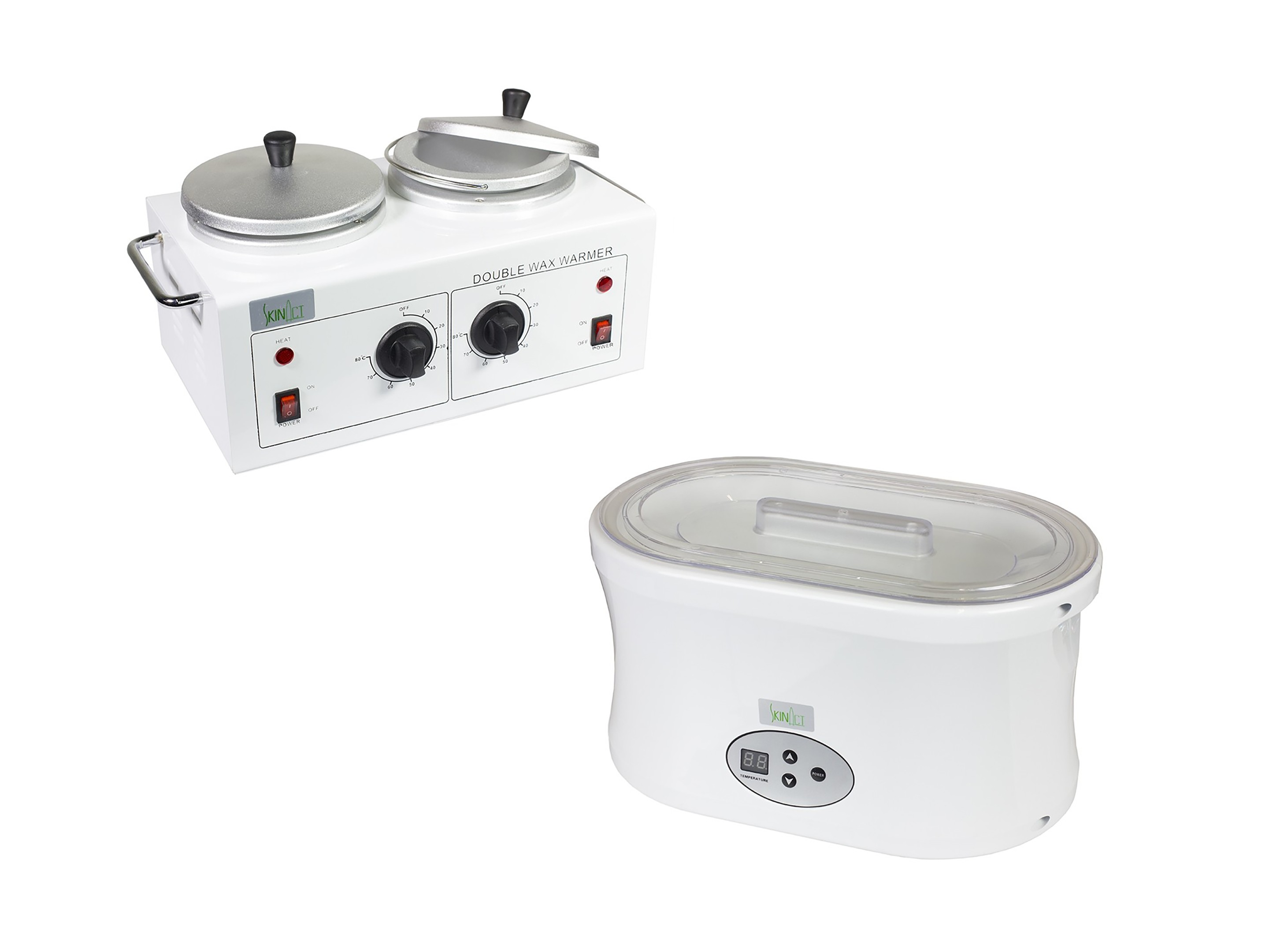 Spa wax warmer equipment, system, machine