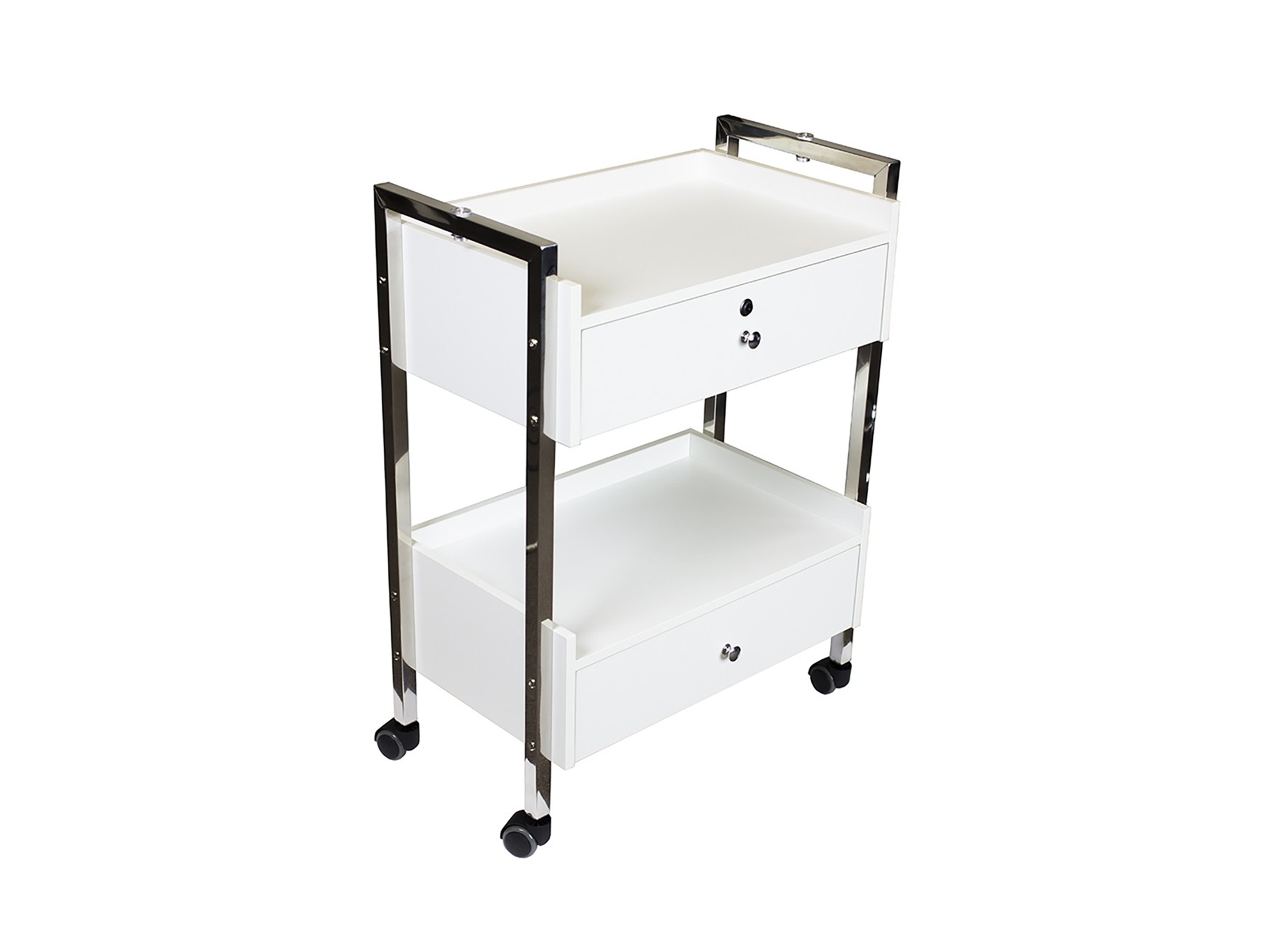 Beauty salon carts, day spa trolley, spa trolleys, drawers