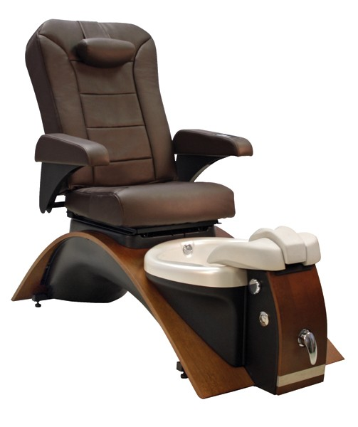 Pedicure spa chairs manicure tables for Nail table and chairs