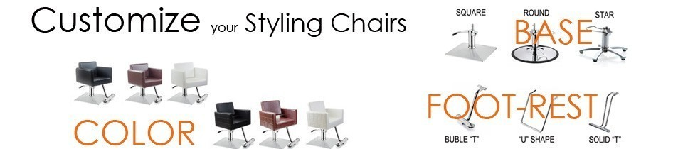 Customize Your Styling Chairs