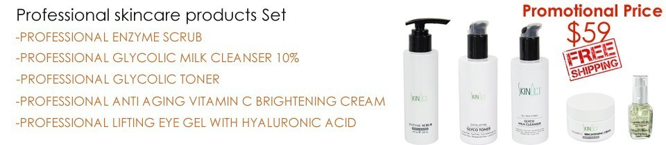 Professional Skincare Product Set