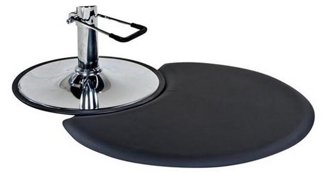 Small Semi Circle 1 Quot Anti Fatigue Beauty Salon Floor Mat