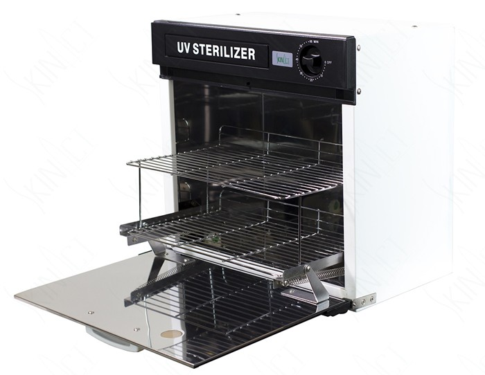 Click to zoom - UV Sterilizer & Sanitizer Cabinet With Timer