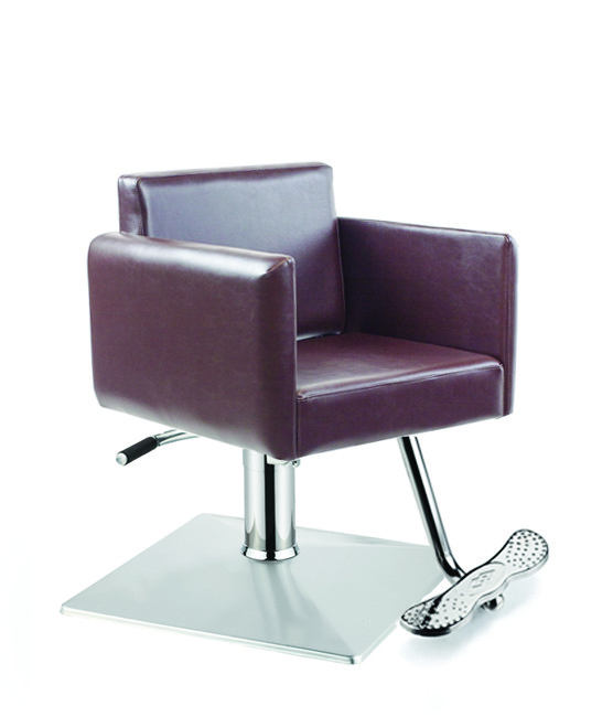 Genova styling chair for Salon enova