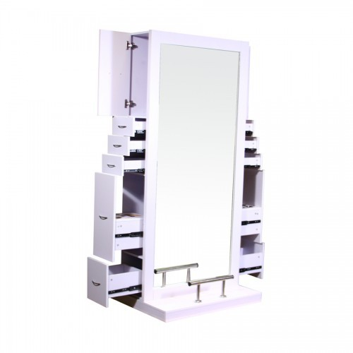 Double Sided Hair Styling Stations Ody Double Sided Styling Station