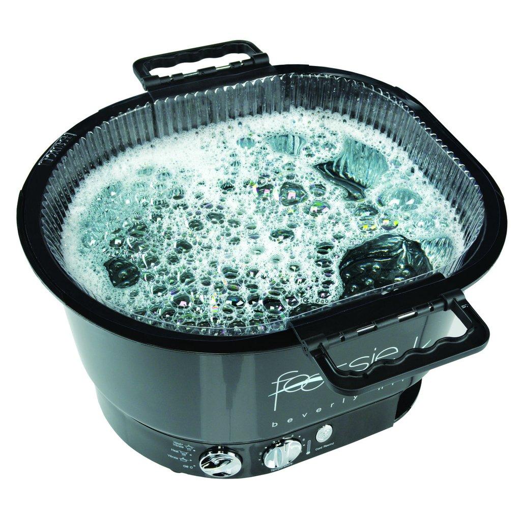 Footsie bath foot bath plus for Nail salon equipment