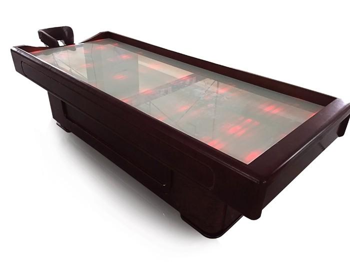 lx himalayan salt spa treatment massage table