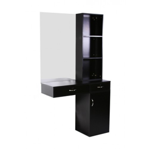 Styling station counter for Ab salon equipment reviews