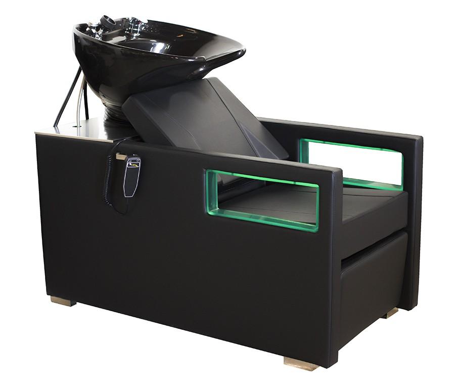Top Line Shampoo Chair Backwash Unit Salon Chairs Bowls Equipment Spa And
