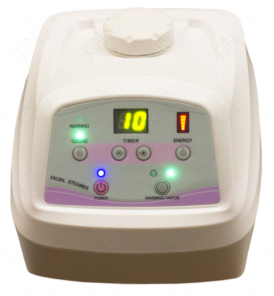 Elite Facial Ozone Steamer Digital