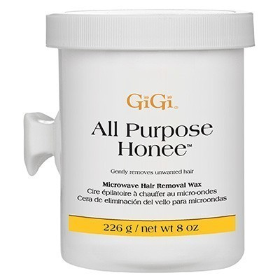 GiGi All Purpose Honee Wax Microwave