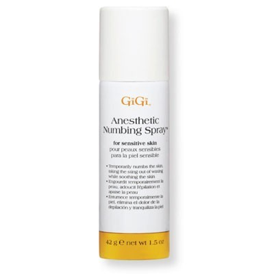 GiGi Anesthetic Numbing Spray
