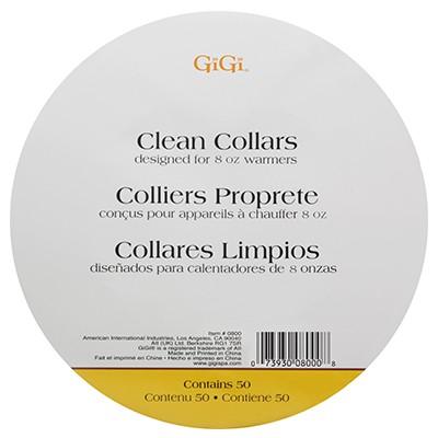 GiGi Clean Collars 50 Count