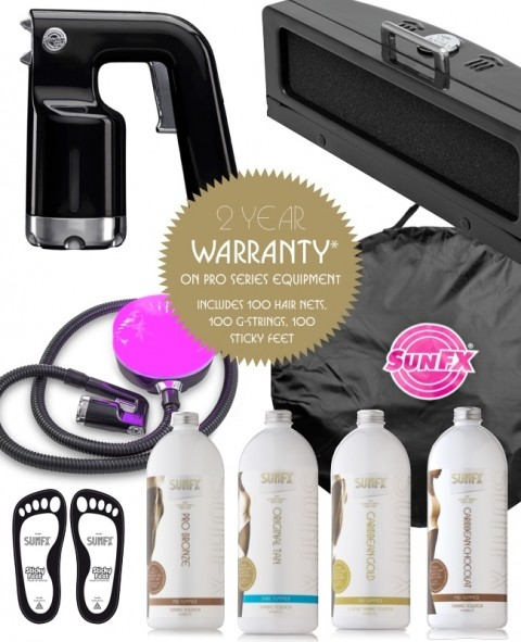 SUNFX Ultimate Mobile Package