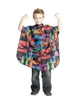 Andre Kids Styling Cape