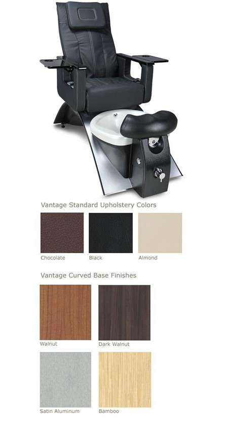 Vantage Plus Footspa Chair From Continuum Footspas