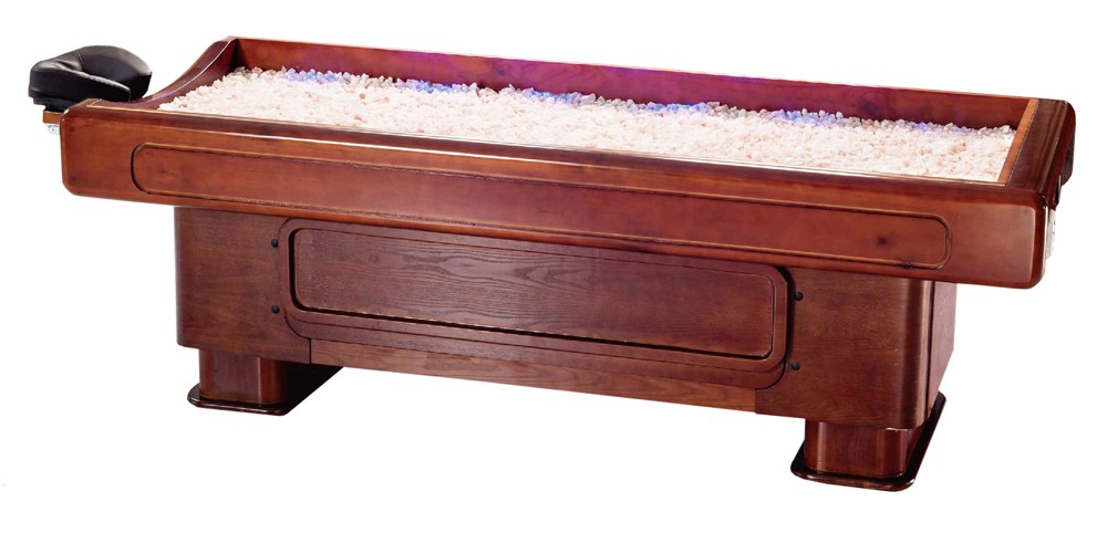 LX Himalayan Salt Spa Treatment Massage Table Product Photo