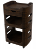 Moda Wooden Spa Trolley Cart