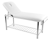 Solid Massage Table, Bed (Metal Frame With Towel Holder)