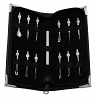 SkinAct 12 Piece Extractor Kit Stainless Steel
