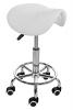 Hydraulic Saddle Stool Without Back
