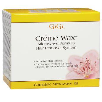 GiGi Microwave Creme Wax System