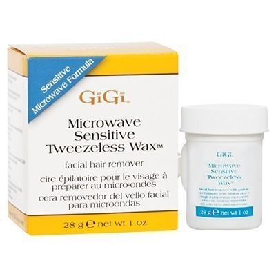 GiGi Sensitive Tweezeless Wax Microwave