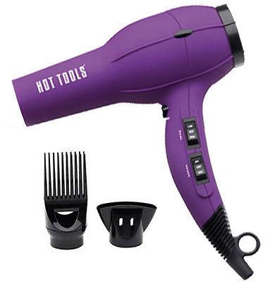 Hot Tools Ionic Anti-Static Professional Dryer, Purple