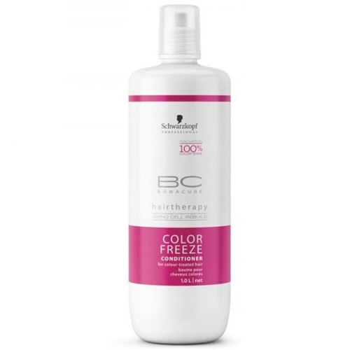 Schwarzkopf BC Color Freeze Conditioner 1000ml