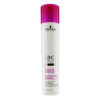 Schwarzkopf BC Color Freeze Sulfate Free Shampoo 1000ml