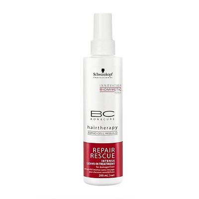 Schwarzkopf BC Repair Rescue Intense Spray Treatment 6.8 fl oz