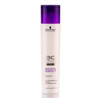Schwarzkopf BC Smooth Perfect Shampoo 8.5 oz