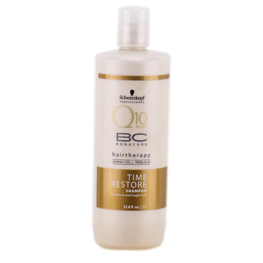 Schwarzkopf BC Time Restore Shampoo 1 Liter