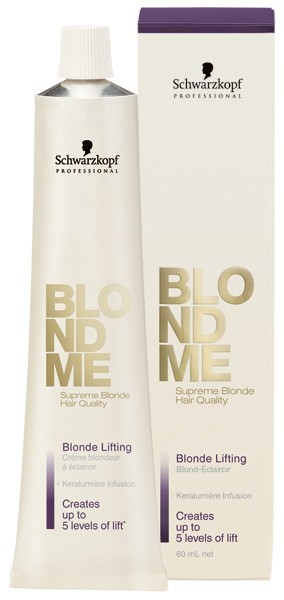 Schwarzkopf Blondme Lifting Cream Sand