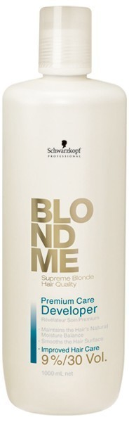 Schwarzkopf Blondme Premium Care Developer 9% 33.8 fl oz