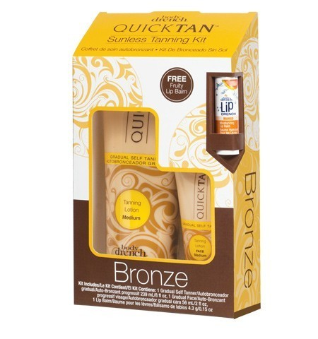 Body Drench Sunless Tanning Kit