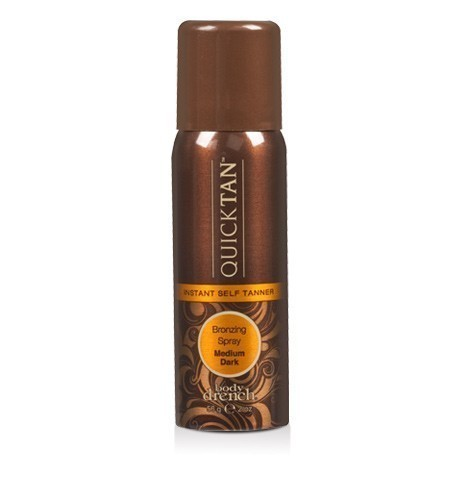 Body Drench Self Tanner Bronzing Spray (Medium/Dark)