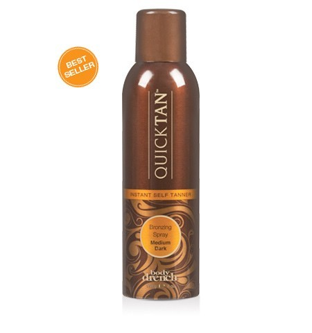 Body Drench Instant Self Tanner Bronzing Spray (Medium/Dark)