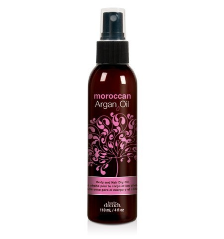 Body Drench Moroccan Argan Oil Body and Hair Dry Oil