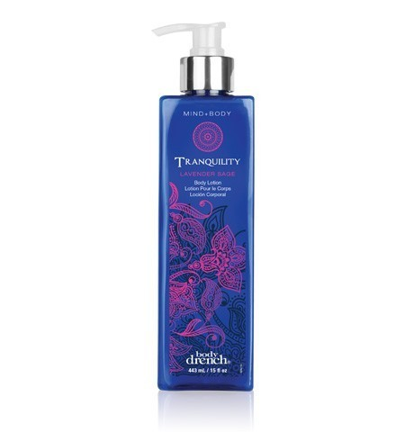 Body Drench Tranquility Lavender Sage Body Lotion