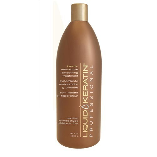 Liquid Keratin Professional Keratin Restorative Smoothing Treatment