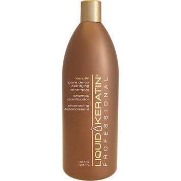 Liquid Keratin Professional Pure Detox Clarifying Shampoo