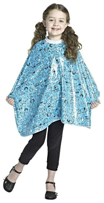 Andre Kids Shampoo Cape Multi-Color