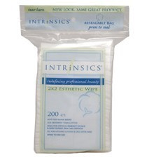 Intrinsics 2x2 Esthetic Wipes