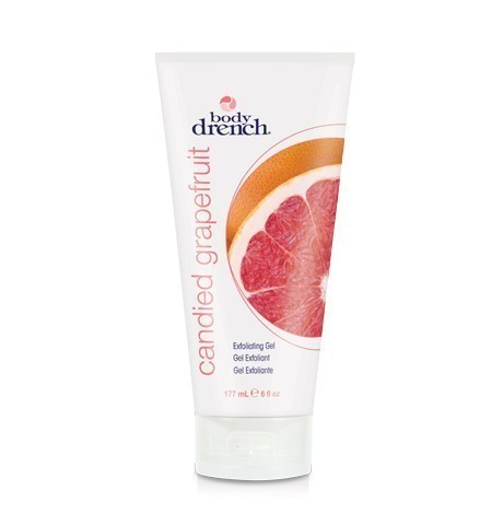 Body Drench Candied Grapefruit Exfoliating Gel