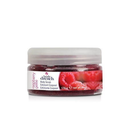 Body Drench Raspberry Gelee Body Scrub