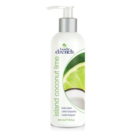 Body Drench Island Coconut Lime Body Lotion