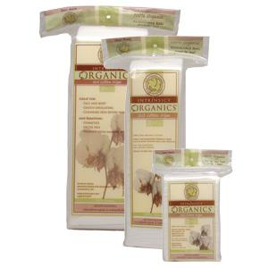 Intrinsics 3x3 Organic Cotton Wipes