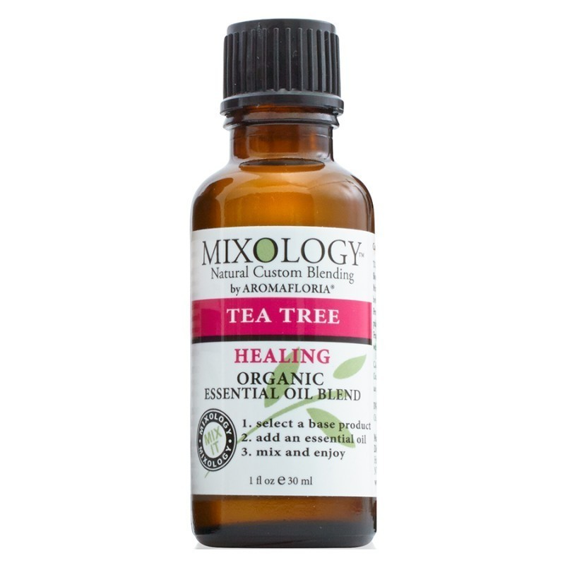 Mixology Organic Tea Tree Essential Oil Blend