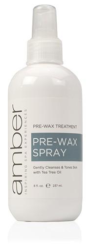 Amber Pre-Wax Spray